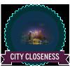 citycloseness
